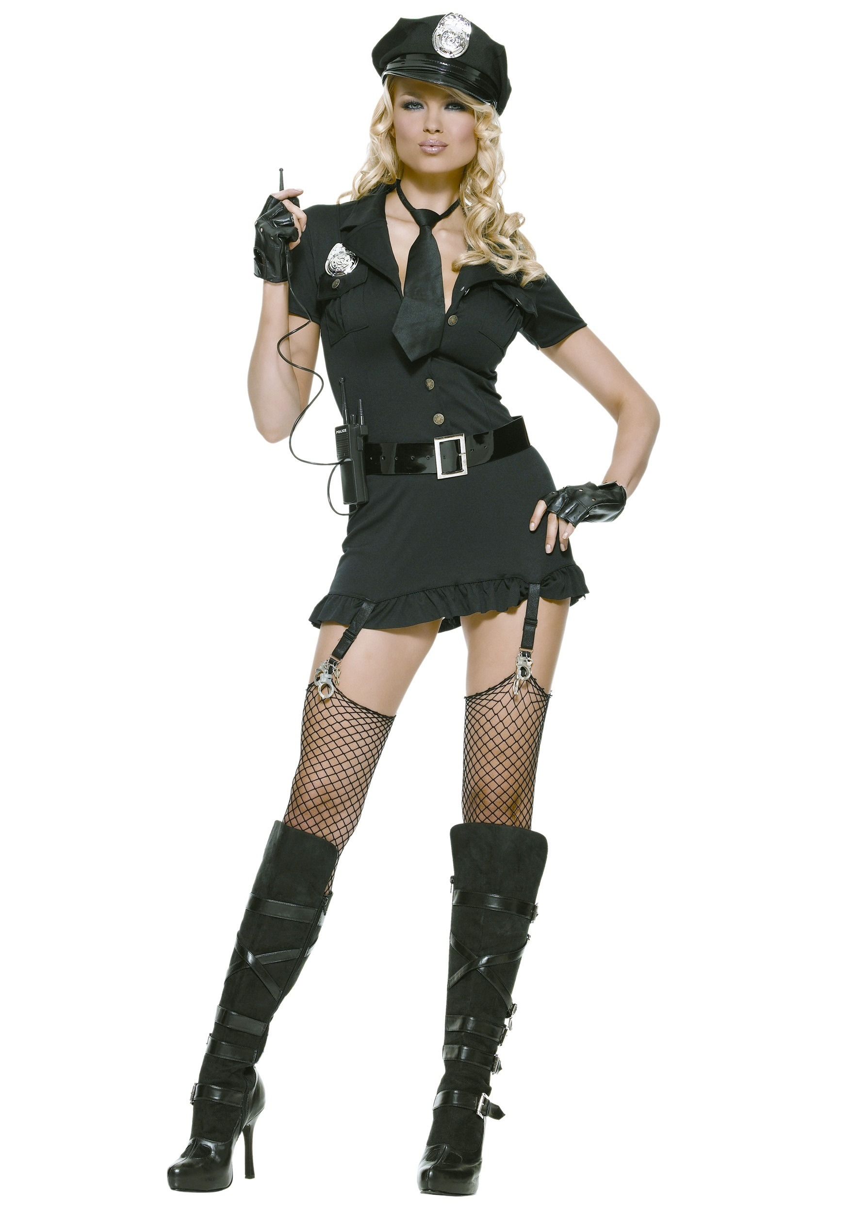 Dirty Cop Costume  sc 1 st  Halloween Costume & Cop and Police Costumes - Sexy Adult Police Costume - Prisoner Costumes