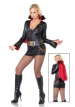 Ladies Sexy Elvis Costume