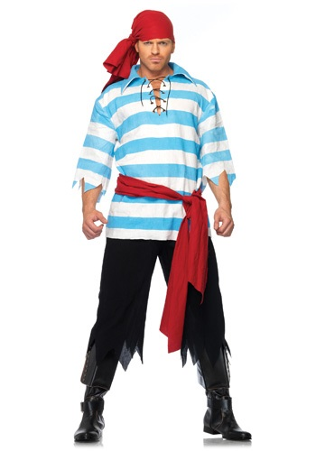 Pillaging Pirate Storybook Costume