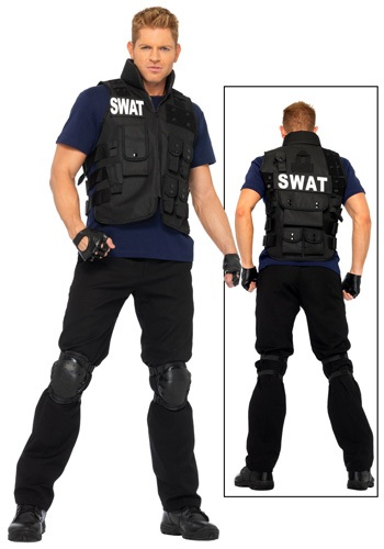 Police SWAT Officer Costume