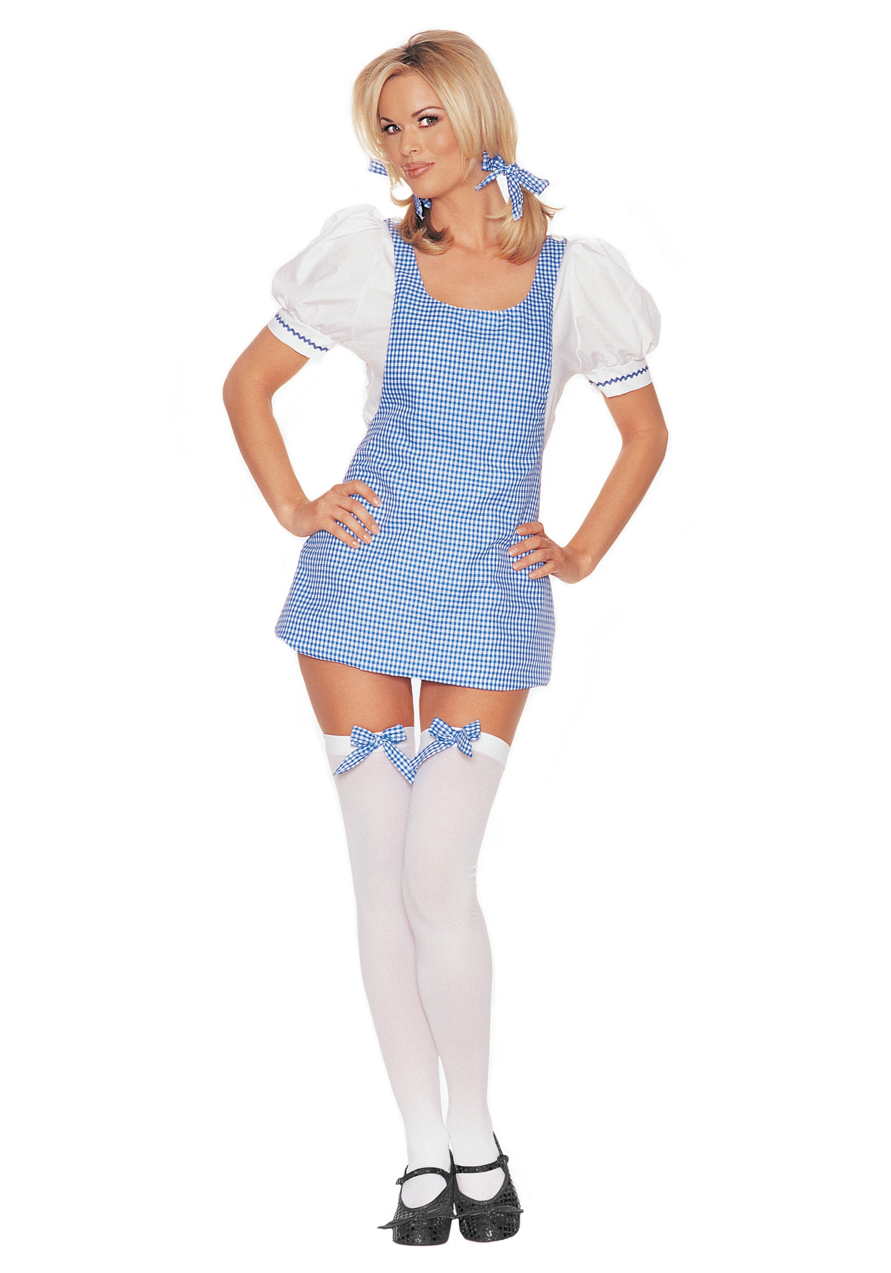 Sexy Dorothy Costume  sc 1 st  Halloween Costume : dorothy adult costume  - Germanpascual.Com