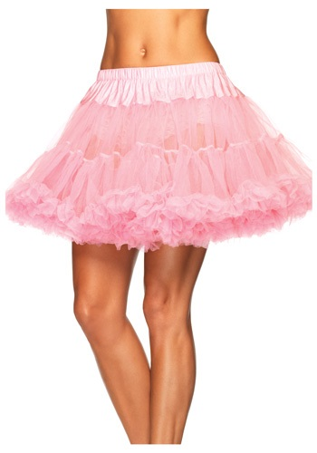 Pale Pink Tulle Petticoat