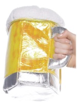 Barmaid Beer Mug Purse
