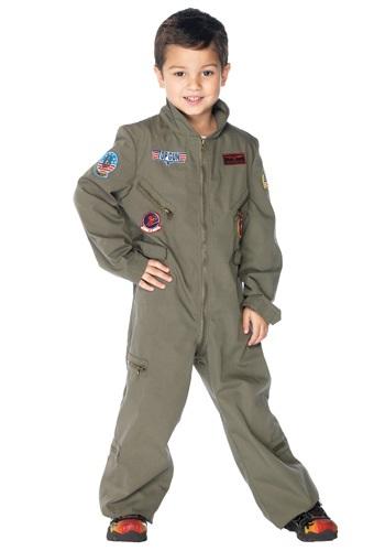 Children's Top Gun Costume