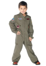 Children's Top Gun Costume
