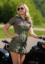 Ladies Top Gun Costume