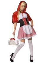Little Red Riding Hood Plus Size Costume