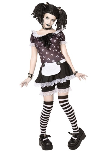 Gothic Doll Costume