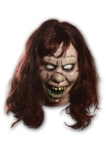 Evil Exorcist Regan Mask