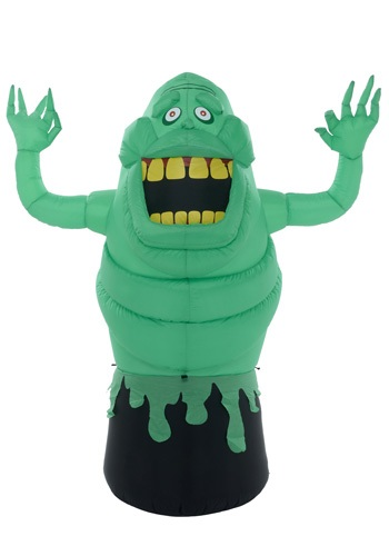 Ghostbusters Slimer Lawn Decoration