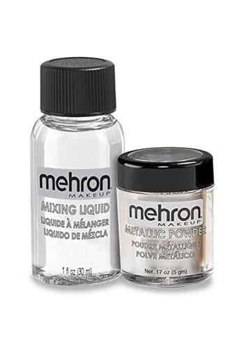 Silver Metal Man Powder Makeup