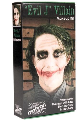Villainous Evil J Makeup Kit
