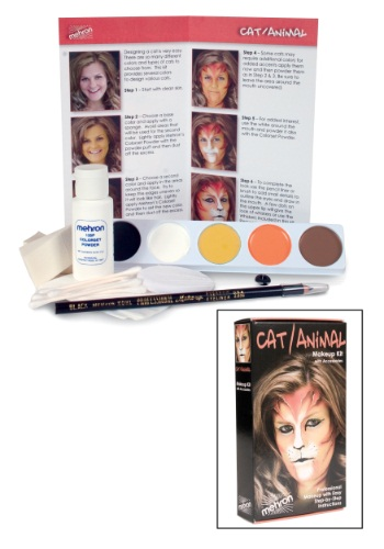 Cat Deluxe Makeup Kit