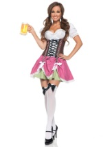 Yodeling Swiss Girl Costume