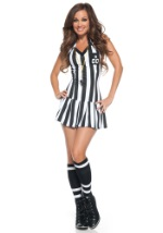 Sexy Sideline Referee Costume
