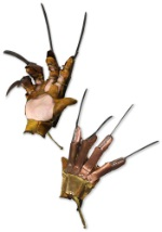 Elm Street Freddy Gloves