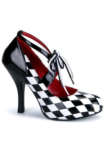 Womens Harley Quinn Shoes