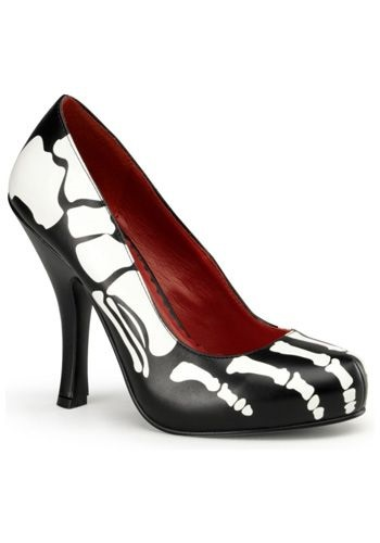 Skeleton Stiletto