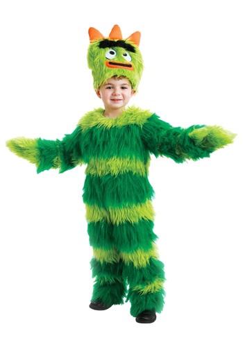 Toddler Brobee Yo Gabba Gabba Costume