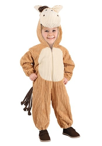 Corduroy Horsey Toddler Costume
