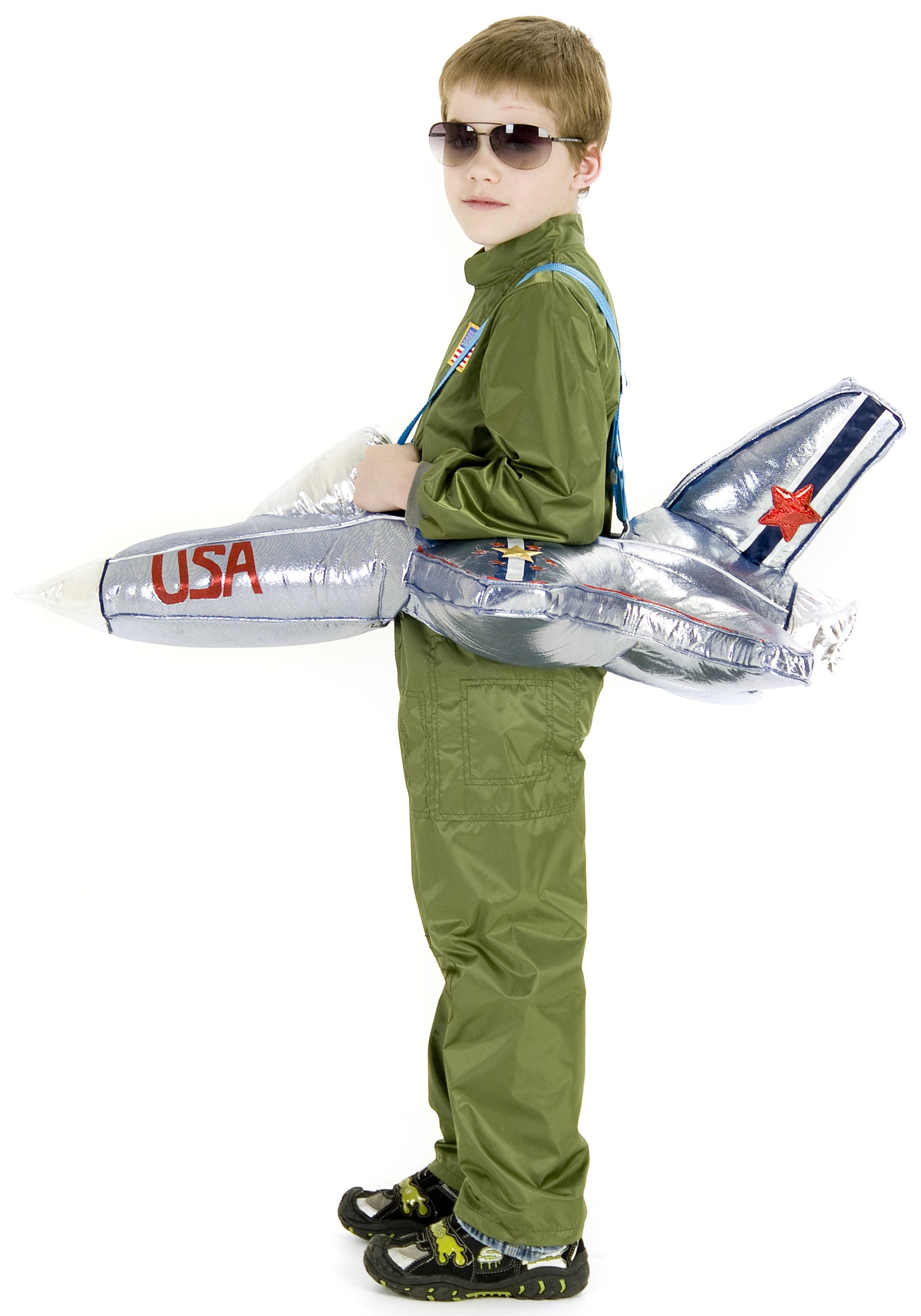 Boys Airplane Ride Costume  sc 1 st  Halloween Costume & Boys Airplane Ride Costume - Toddler Pilot Halloween Costume Ideas
