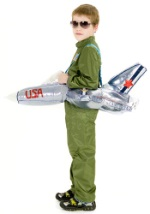 Boys Airplane Ride Costume