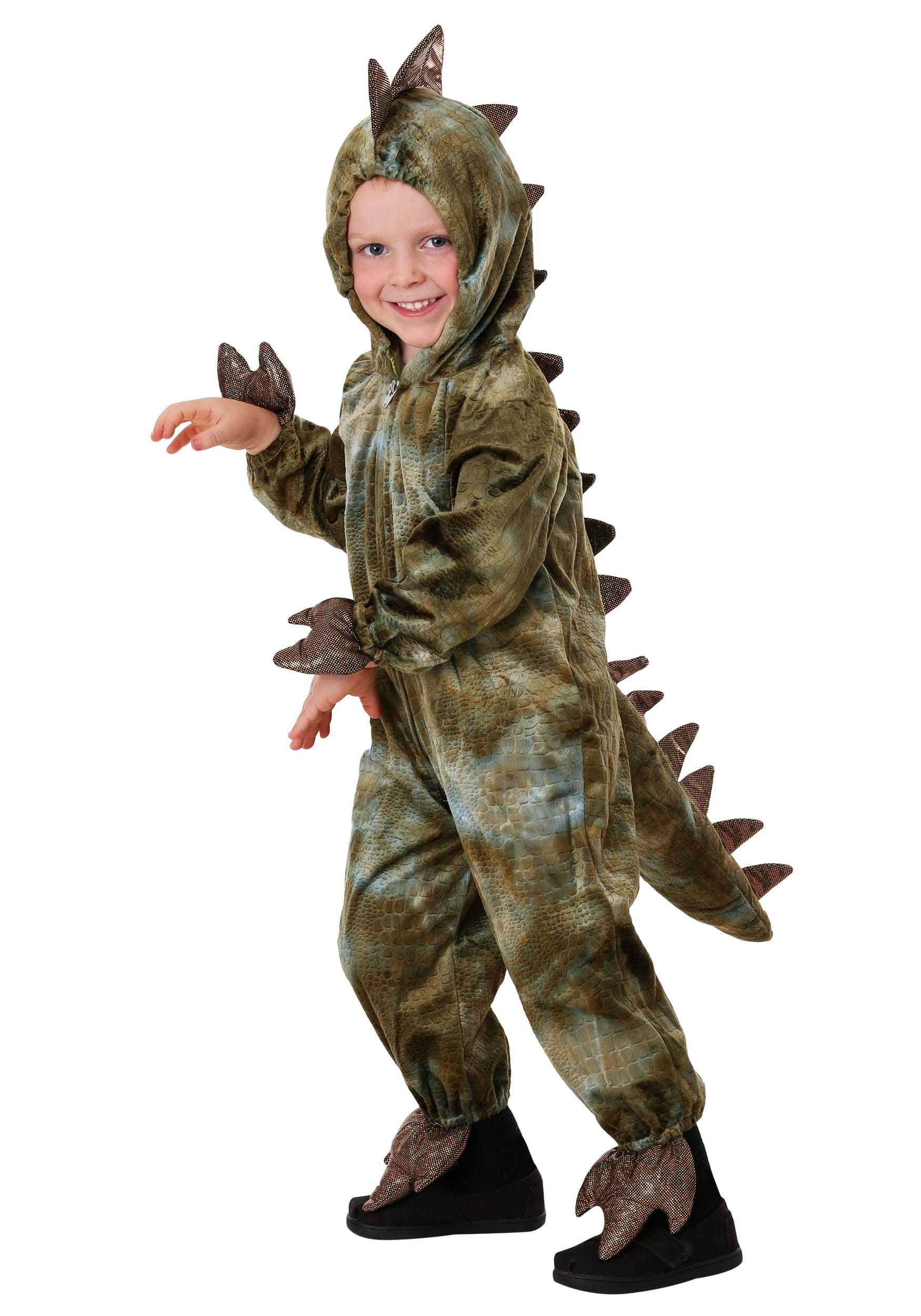 Kids Dinosaur Costume  sc 1 st  Halloween Costume & Child Dinosaur Costume - Kids Toddler Dinosaur Costumes