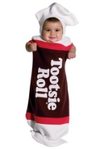 Tootsie Roll Baby Bunting