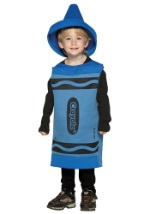 Blue Crayon Toddler Costume