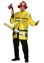 Adult Fire Extinguisher Costume