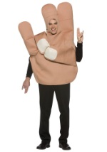 Mens Shocker Hand Costume