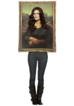 Mona Lisa Painting Costume