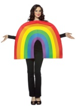 Adult Rainbow Pride Costume