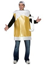 Guys Beer Mug Costume