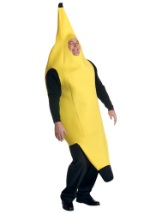 Plus Size Adult Banana Costume