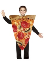 Kids Pepperoni Pizza Slice Costume