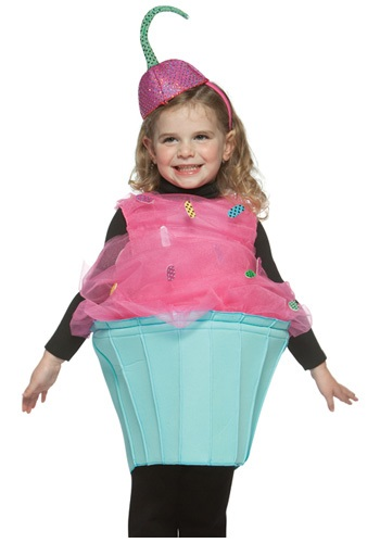 Cupcake Cutie Toddler Costume