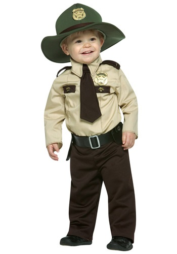 Infant Trooper Costume