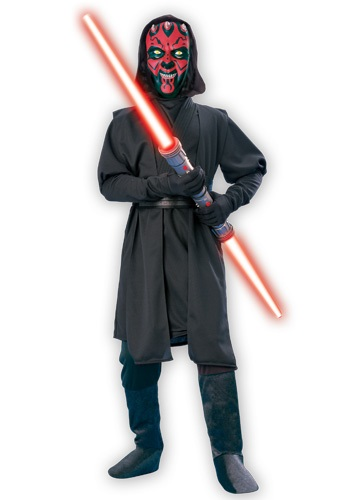 Deluxe Kids Darth Maul Costume