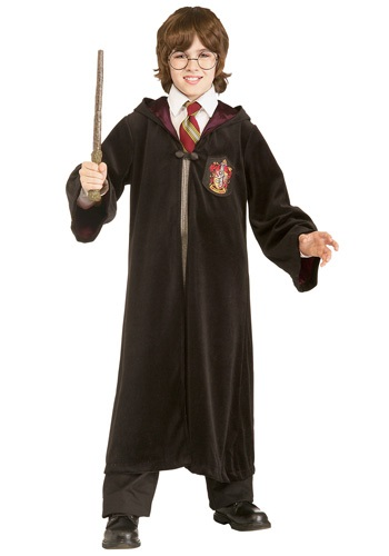 Kids Authentic Harry Potter Costume