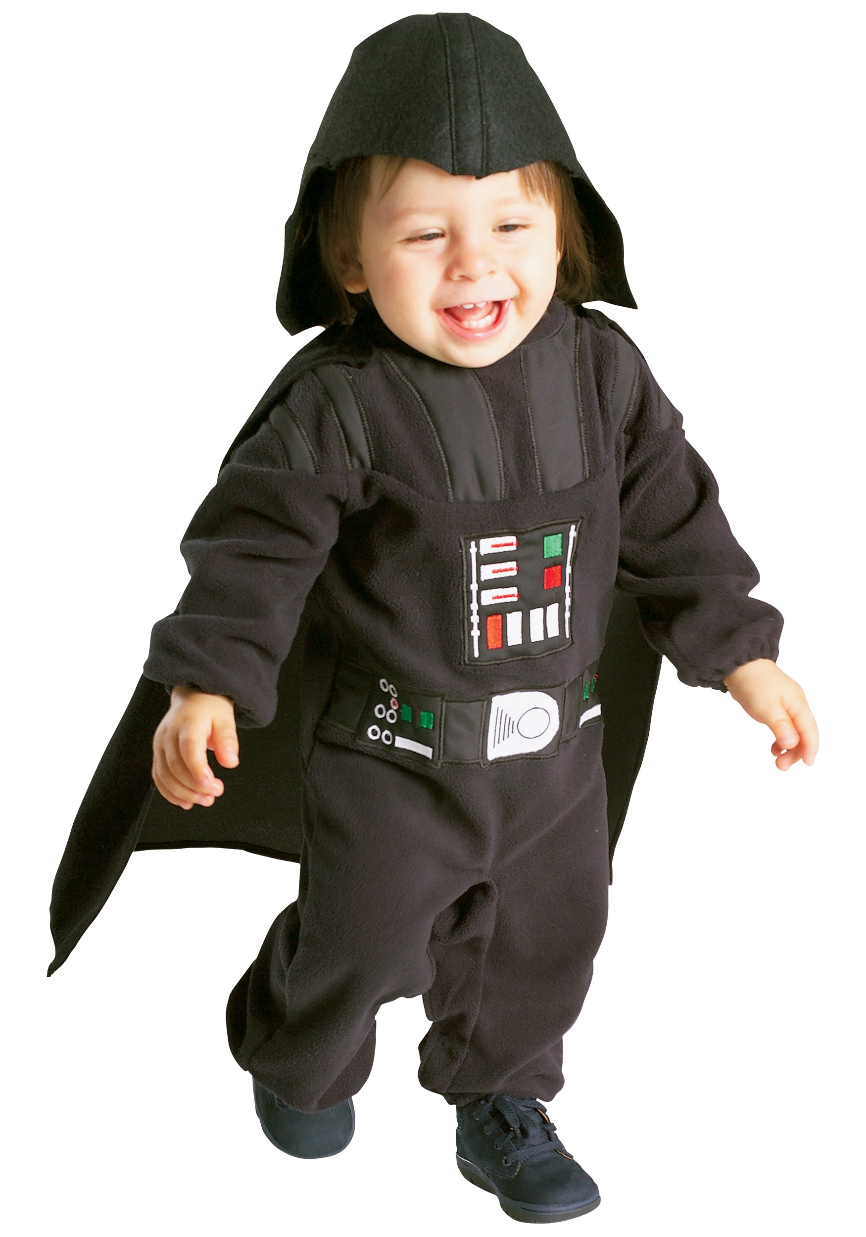 Toddler Darth Vader Costume  sc 1 st  Halloween Costume & Darth Vader Toddler Costume - Star Wars Baby Darth Vader Costumes