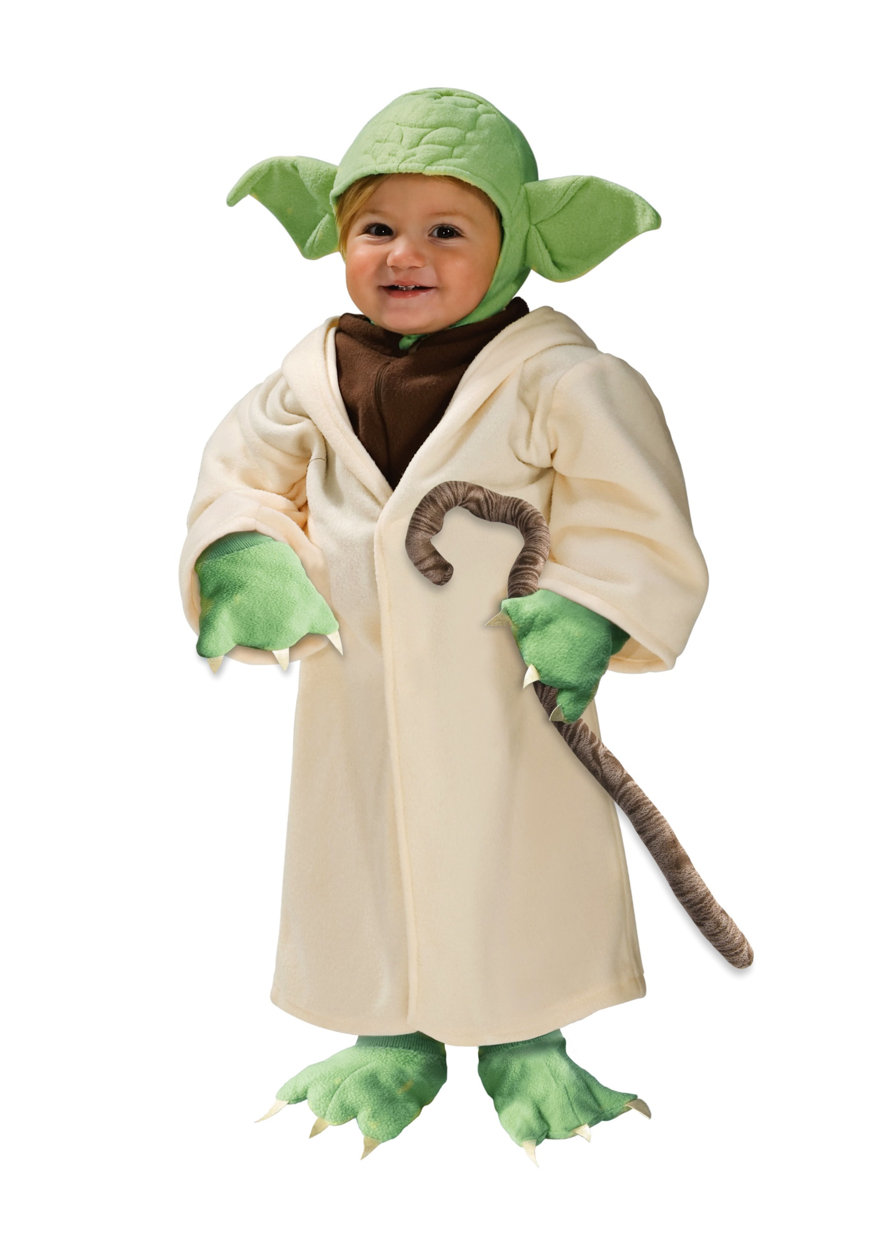 Yoda Toddler Costume  sc 1 st  Halloween Costume : annie costume toddler  - Germanpascual.Com