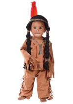 Toddler Boys Indian Costume