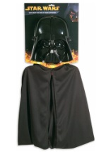 Darth Vader Cape & Mask
