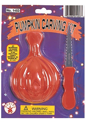 Pumpkin Carving Knife and Scoop
