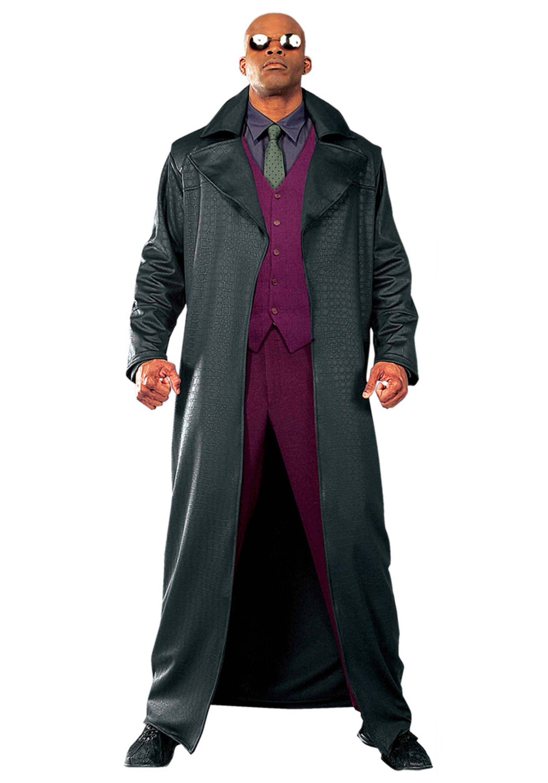 Matrix Morpheus Costume Halloween Costumes