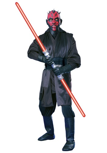Super Deluxe Darth Maul Costume
