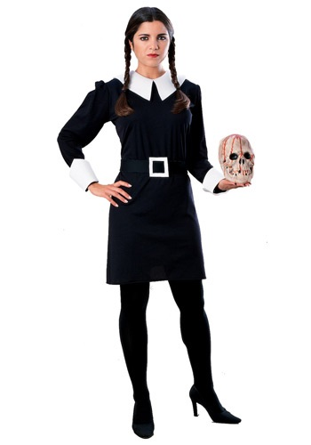 Addams Family Wednesday Costume