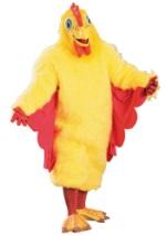 Mascot Chicken Adult Costume