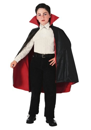 Kids Reversible Cape